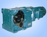 """Right Angled Helical Bevel Geared Motors Series """"K"""""""