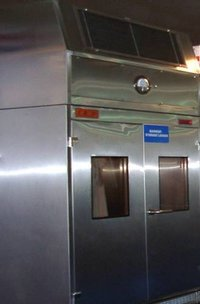 CRP Sterile Storage Locker