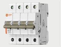 Four Pole Miniature Circuit Breaker