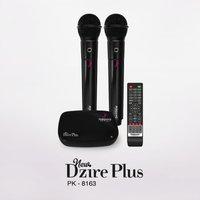 New Dzire Plus Cordless Karaoke System