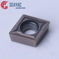 Mitsubishi Chip Breaker CNC Tungsten Carbide Turning Insert CCMT0602