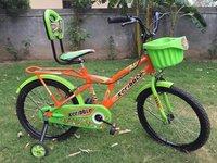 Fancy Kid Bicycle