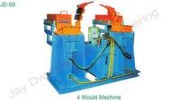 4 Mould Machine