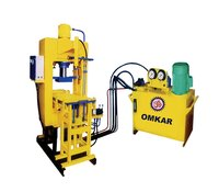 Vibro With High Pressure Paver Block Machine