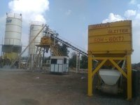 Mini Static Concrete Batching Plant
