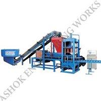 Fully Automatic Flyash Brick Making Machine