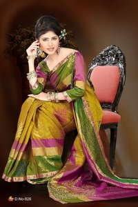 Pure Silk Handloom Kanchipuram Saree