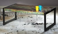 Reclaimed Wooden Coffee Table