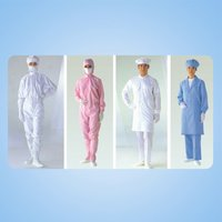 ESD Cleanroom Garment