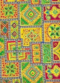 Punjabi Dress Material Fabric