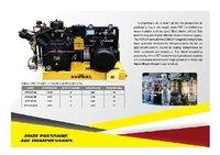 Recoprocating Air Compressor