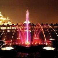 Modern Musical Fountains
