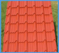 Color Coated Tiles