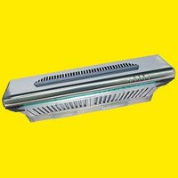 Straight Line Chimney Stainless Steel With Baffle Filter