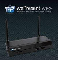 Wepresent Wireless Presentation Gateway