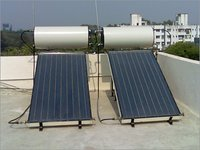 Solar Water Heater Flat Plate Collector