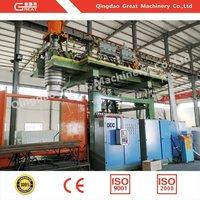 1000L Plastic Blow Moulding Machine