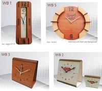 Wooden Clocks