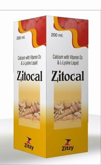 Zitocal Syrup