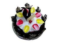 Choco-Vanilla Cake