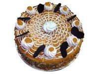Butterscotch Caramel Delight Cake