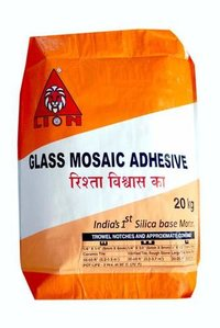 Glass Mosaic Adhesive