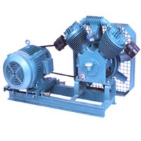 Borewell Compressor Pump