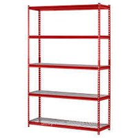 Covered Slotted Angle Rack