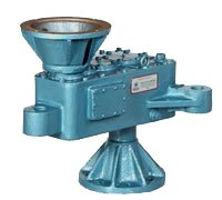 Aerator Duty Gearbox