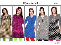 Jaipuri Print Ladies Dresses