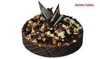 Rich Belgium Chocolate Gelato Cakes