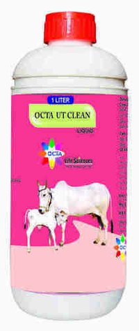 Octa UT Clean Veterinary Feed Supplements
