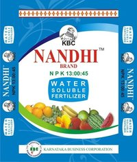 NPK 13:00:45 Potassium Nitrate Fertilizers