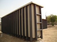 Degreasing Tank For Structure Galvanizing Plant