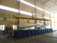 Dicromating Tank For Structure Galvanizing Plant