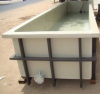 Degreasing Tank For Tube And Pipe Galvanizing Plant