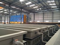 Pre Treatment Plant For Wire Coil Galvanizing Plant