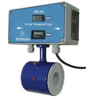 Wafer Type Electromagnetic Flow Meter