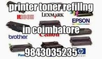 Printer Cartridge Refilling Services