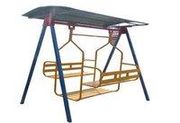 Family Swing Playground Equipment