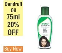 Ayurvedic Dandruff Oil