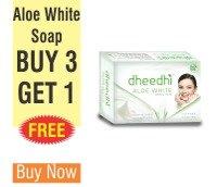Aloe White Ayurvedic Beauty Soap