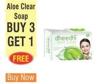 Aloe Clear Moisturizing Soap