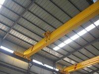 Roof Running EOT Crane