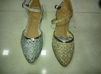 Ladies Party Wear Belly Shoes