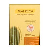 Detox Foot Patch Gold