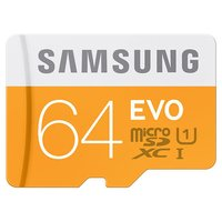 Branded Micro SD Card With Adapter (XC 64GB EVO)