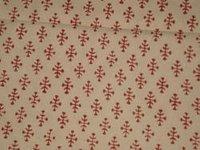Bagru Dabu Printed Fabric