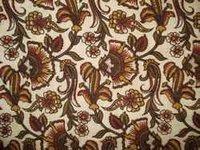 Bagru Screen Printed Fabric