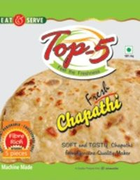 Ready To Eat Chapathi